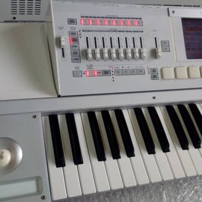 Korg M3 61 with Synthonia Libraries