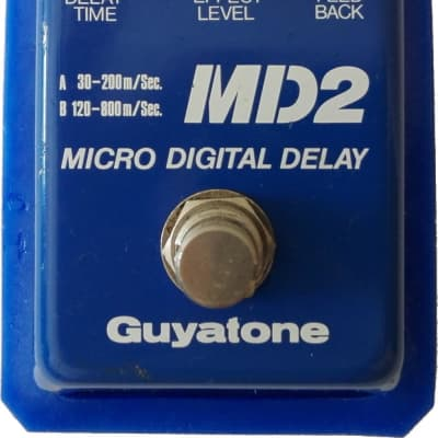 Guyatone MD-2 Digital Delay for sale