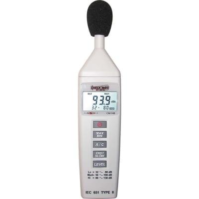 Galaxy Audio CM140 Check Mate SPL Meter