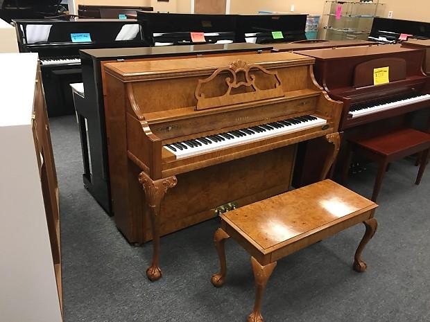 Yamaha m515 anv 1995 cherry freehold music pianos for Yamaha dgx640c digital piano cherry