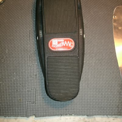 1977 Maestro Boomerang wah volume pedal for sale
