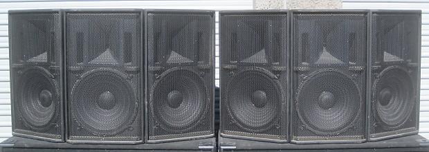 Electro-Voice Delta-Max DML-1152A Black