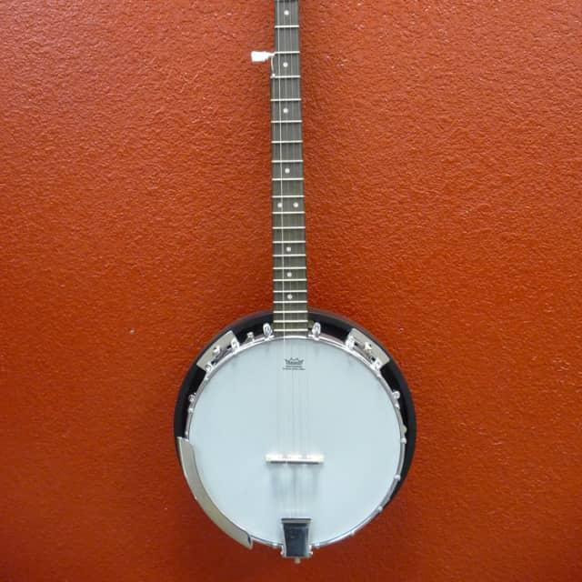 Washburn B8K Banjo, w/Gigbag and Accesories, Free Shipping to lower USA image