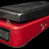 Dunlop JH-4S Rotovibe 1990s Red image