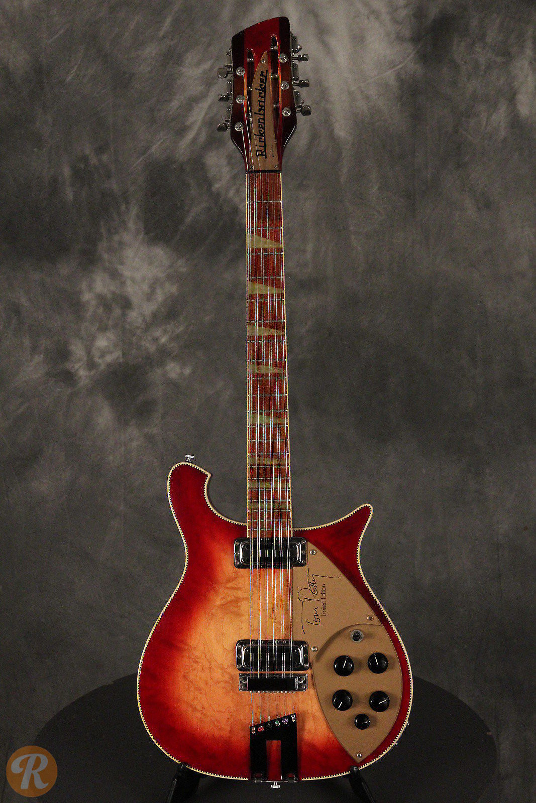 rickenbacker 620 12tp tom petty signature fireglo 1991 reverb. Black Bedroom Furniture Sets. Home Design Ideas