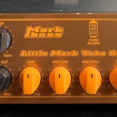 Markbass Little Mark Tube 800-Watt Bass Head