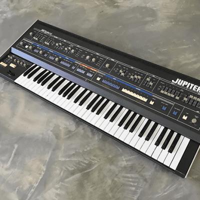 Roland Jupiter 6 with Europa Mod