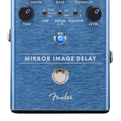FENDER Mirror Image - Delay Pedal for sale
