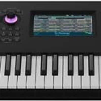 Yamaha Montage 6-61 Key Synthesizer (Black) (Used/Mint)