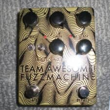 Smallsound/Bigsound Team Awesome Fuzz Machine