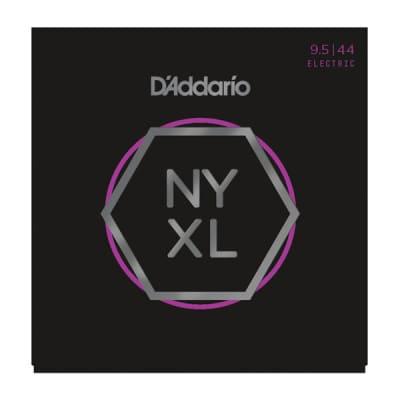 NEW D'Addario NYXL Electric Strings - Super Light Plus - .0095-.044