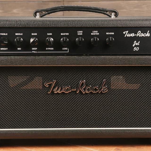 Two Rock Jet 50 Amp Head image