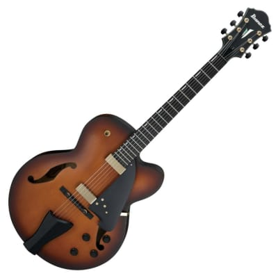 Ibanez AFC95-VLM ARCHT0P MHAOGANY SET IN VIOLIN MATTE for sale