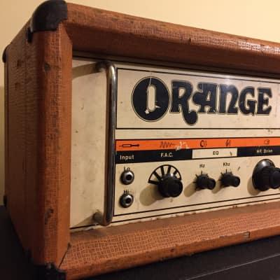 Orange OR120 120-Watt Guitar Amp Head 1972 - 1979