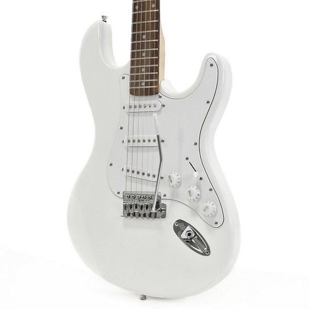 Nice Bass Pickup Configurations Small 5 Way Import Switch Wiring Regular Installing A Remote Start Bulldog Car Alarms Young Ibanez Hsh PinkOne Humbucker One Volume Fishbone WHITE Strat Style Guitar Model FTOS 100 WHITE With | Reverb