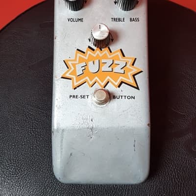 Sola Sound Tone-Bender Fuzz  90's reissue Grey for sale