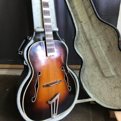 Migma Jazz Blues Folk guitar 50s vintage German for sale