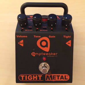 Amptweaker TightMetal Distortion Pedal
