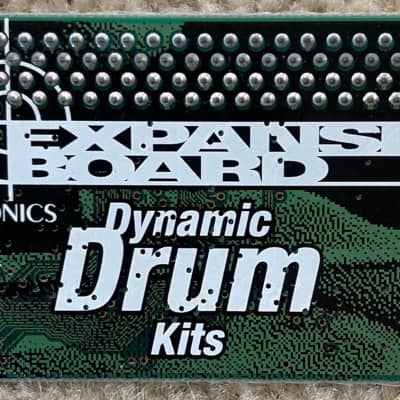 Roland SRX-01 Dynamic Drum Kits Expansion Board -- Tested & Clean!