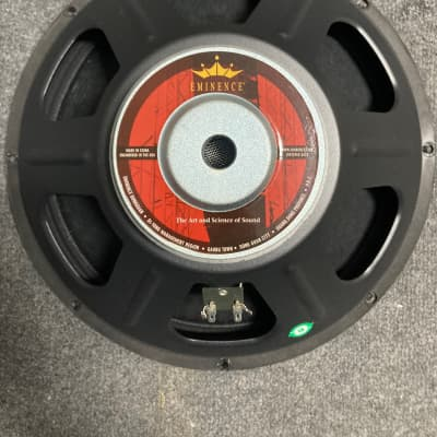 """Eminence Mackie Thump TH-15A Eminence 15"""" Speaker Replacement Woofer 8 Ohms"""