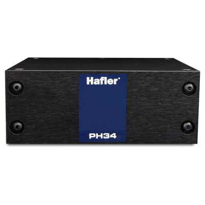 Hafler PH34 Passive Phono Step-Up Transformer for (SUT) 5-Ohm Moving Coil Cartridges