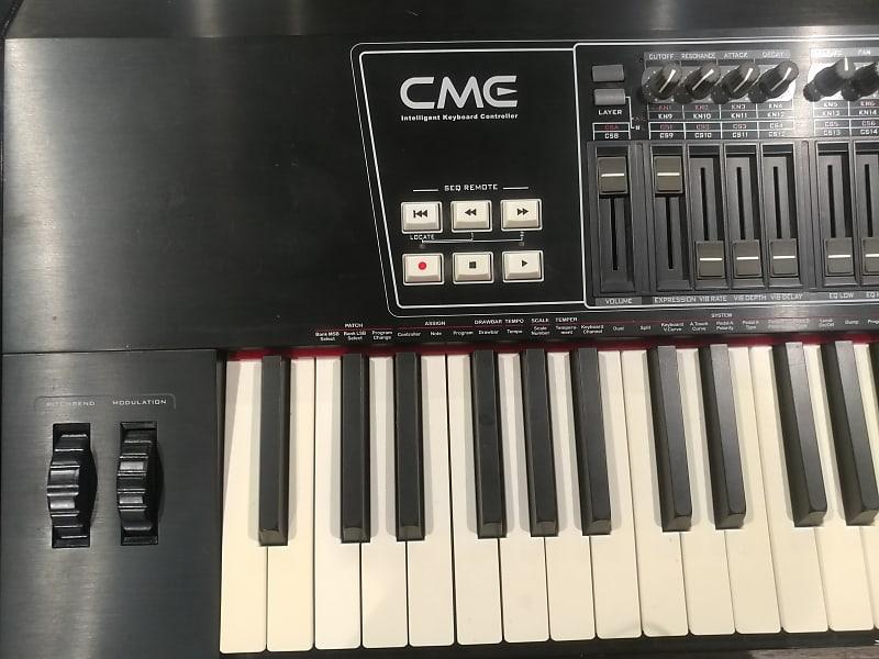 cme uf80 weighted key midi keyboard bottin 39 s botiga reverb. Black Bedroom Furniture Sets. Home Design Ideas