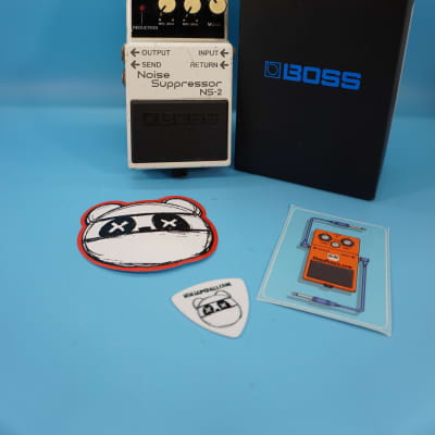 Boss NS-2 Noise Suppressor w/Original Box | Fast Shipping!