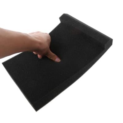 1 x Studio Monitor Acoustic Isolation Foam Pads (30 x 20 x 4.5 cm)