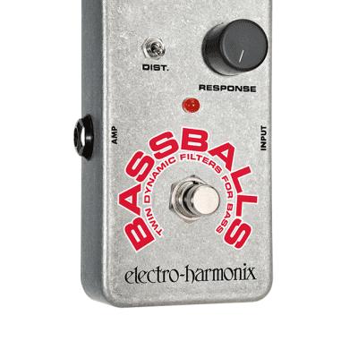 Electro-Harmonix Bassballs Nano Twin Dynamic Envelope Filter Pedal