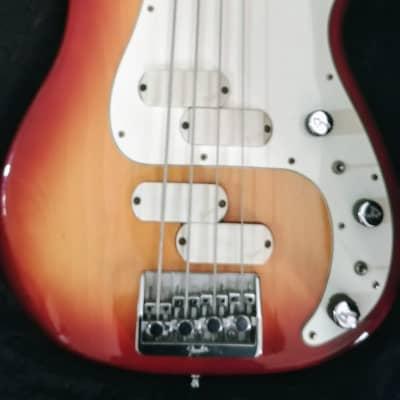 Fender Elite Precision (Lightweight) 1983 Siennaburst for sale