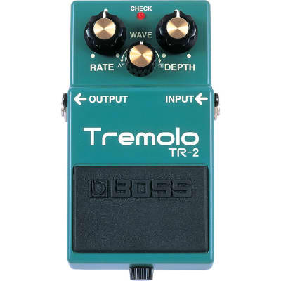 Boss TR-2 Tremolo Pedal for sale