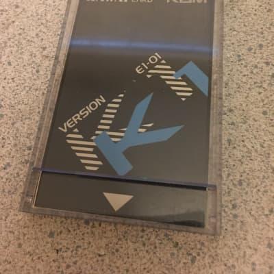 Kawai K1 ROM Card (E1-01)