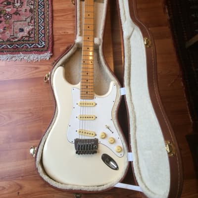 Applause Strat 80s White Vintage MIK for sale