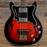 Custom Kraft Bone Buzzer Model 12178 Bass Sunburst 1968 (s578) for sale