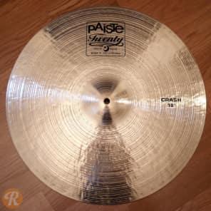 "Paiste 18"" Twenty Series Crash Cymbal"