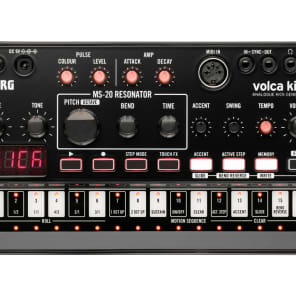 Korg Volca Kick - Analog Kick/Bass Generator