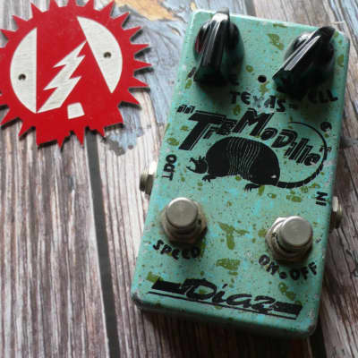 Early Cesar Diaz Tremolo Guitar Effects Pedal Stompbox for sale