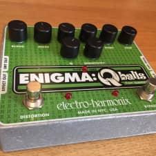 Electro-Harmonix Enigma Q Balls Bass Green