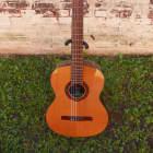 LAG Occitania OC300 OC 300 Classical Acoustic Guitar Solid Cedar Top #6974 image