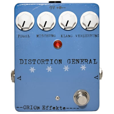 Orion Effekte - Distortion General (with clean blend)