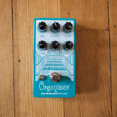 EarthQuaker Devices Organizer Polyphonic Organ Emulator for sale