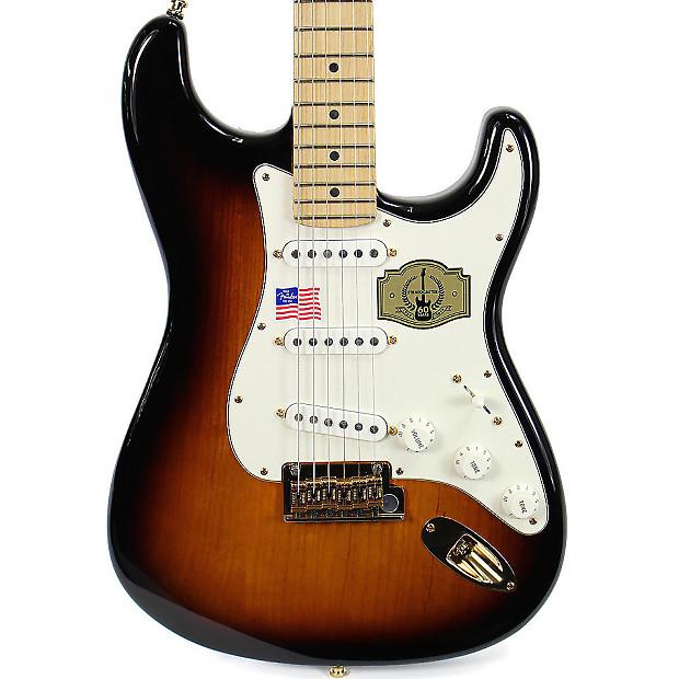 60th Anniversary Stratocaster : fender 60th anniversary commemorative american standard reverb ~ Hamham.info Haus und Dekorationen