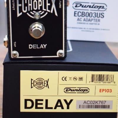 Dunlop EP103 Echoplex Tape Echo Delay Guitar Effect Pedal for sale