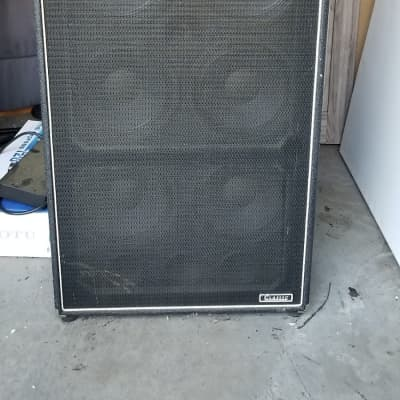 Ampeg SVT-CL Classic Bass Head And 6x10 Cab