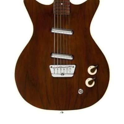 Danelectro '59 Divine Electric Guitar Walnut