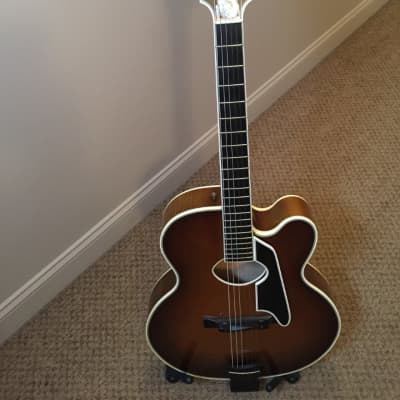 D'Aquisto Vintage 1971 acoustic for sale
