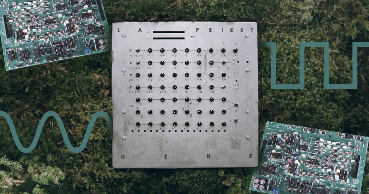 Why I Painstakingly Built My Own Analog Drum Machine