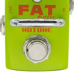 Hotone Fat Buffer Guitar Preamp Effects Pedal for sale