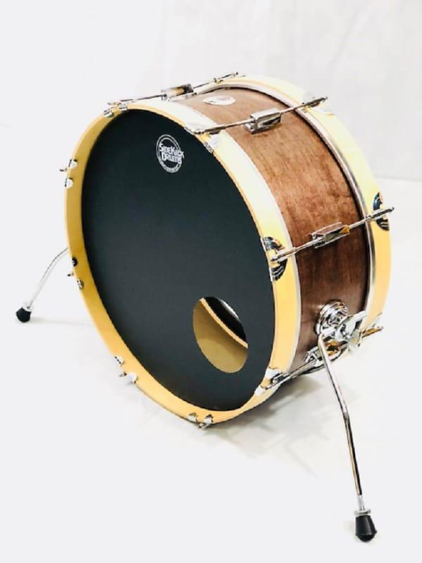 side kick drums bass drum 10 x 20 travel bass reverb. Black Bedroom Furniture Sets. Home Design Ideas