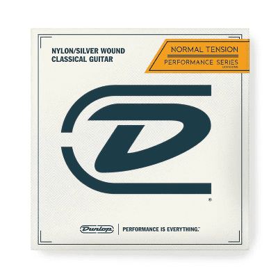 Dunlop DCV10NS Nylon Classical Guitar Strings - Normal Tension